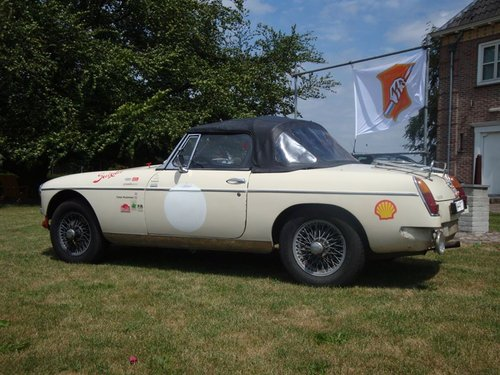 1964 mgb mk I Reduced Price For Sale (picture 2 of 6)