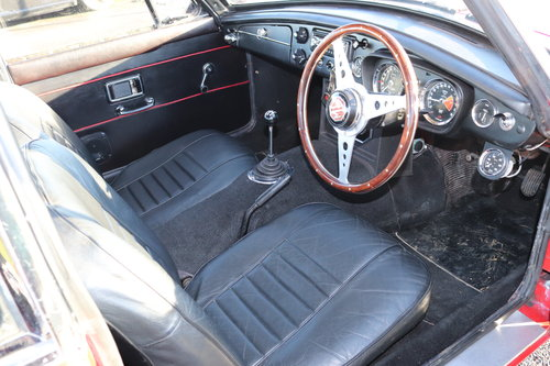 1969 MGC GT , Fully rebuilt SOLD (picture 2 of 6)