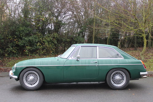 1969 MGC GT - 'MGR 515G' 'SOLD' MORE REQUIRED SOLD (picture 2 of 5)