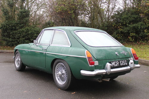 1969 MGC GT - 'MGR 515G' 'SOLD' MORE REQUIRED SOLD (picture 3 of 5)