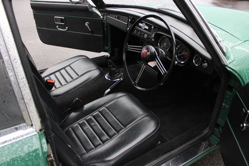 1969 MGC GT - 'MGR 515G' 'SOLD' MORE REQUIRED SOLD (picture 4 of 5)