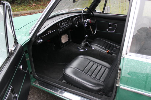 1969 MGC GT - 'MGR 515G' 'SOLD' MORE REQUIRED SOLD (picture 5 of 5)