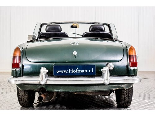 1964 MG B MGB Roadster Pull handle For Sale (picture 4 of 6)