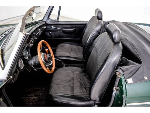 1964 MG B MGB Roadster Pull handle For Sale (picture 5 of 6)