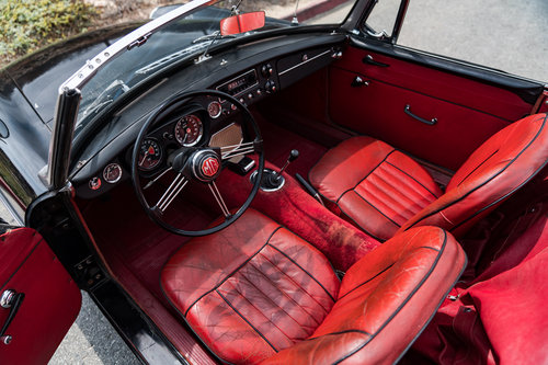 1964 MG B Roadster  For Sale (picture 3 of 6)