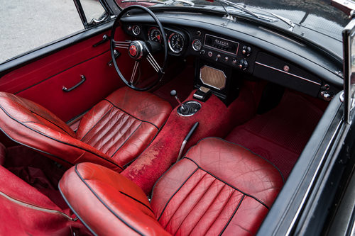 1964 MG B Roadster  For Sale (picture 4 of 6)