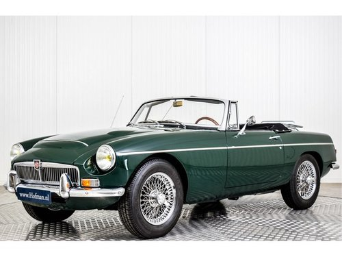 1969 MG C MGC Roadster 3000 Overdrive For Sale (picture 1 of 6)
