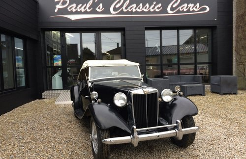 1952 MG TD  For Sale (picture 1 of 5)