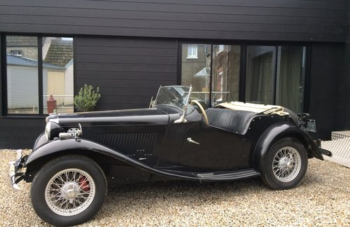 1952 MG TD  For Sale (picture 2 of 5)