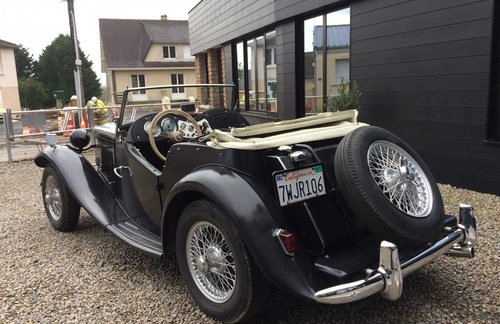 1952 MG TD  For Sale (picture 3 of 5)