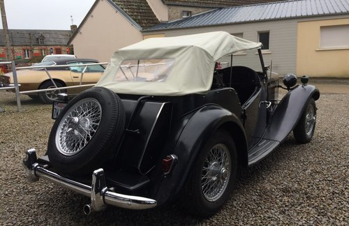 1952 MG TD  For Sale (picture 4 of 5)