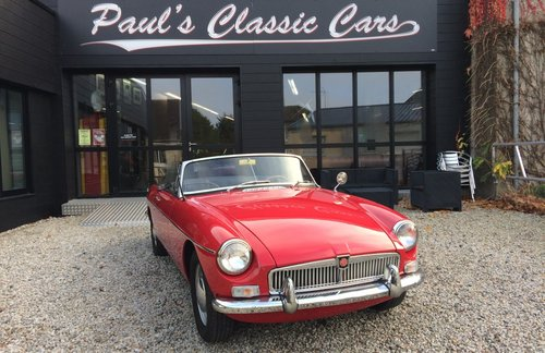 1966 MG B MK1 For Sale (picture 1 of 5)