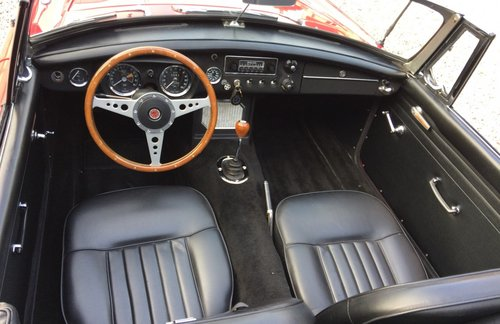 1966 MG B MK1 For Sale (picture 5 of 5)