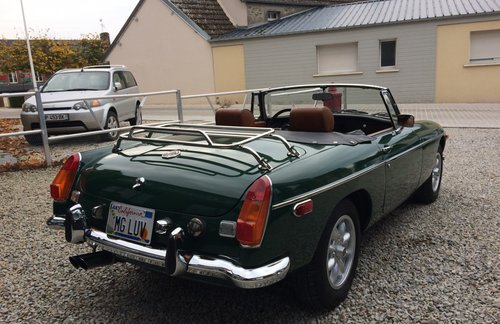 1974 MG B  For Sale (picture 4 of 5)