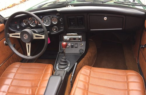 1974 MG B  For Sale (picture 5 of 5)