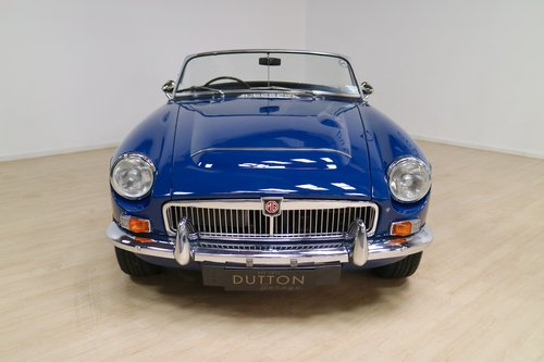 1968 MG C Convertible (Car in NZ) For Sale (picture 2 of 6)