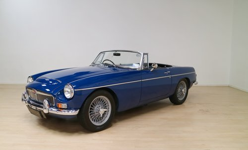 1968 MG C Convertible (Car in NZ) For Sale (picture 3 of 6)