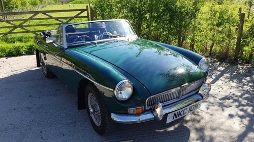 1970 Wanted - MGB Roadster For Sale (picture 1 of 1)