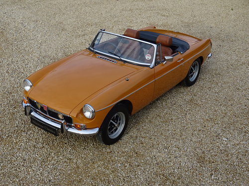 1974 MGB Roadster – One Owner/Utterly Original For Sale (picture 1 of 6)