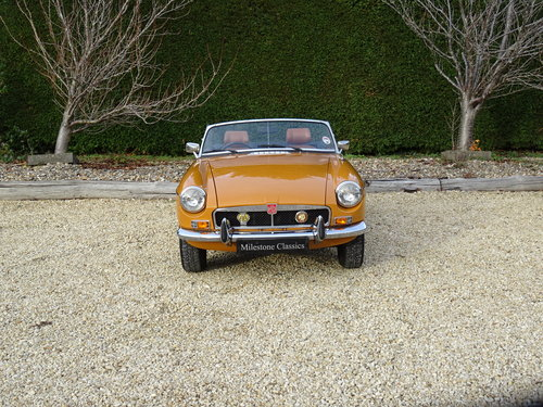 MGB Roadster – One Owner/Utterly Original For Sale (picture 3 of 6)