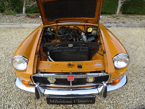 MGB Roadster – One Owner/Utterly Original For Sale (picture 6 of 6)