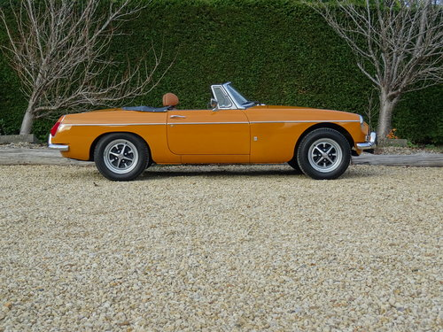 MGB Roadster – One Owner/Utterly Original For Sale (picture 4 of 6)