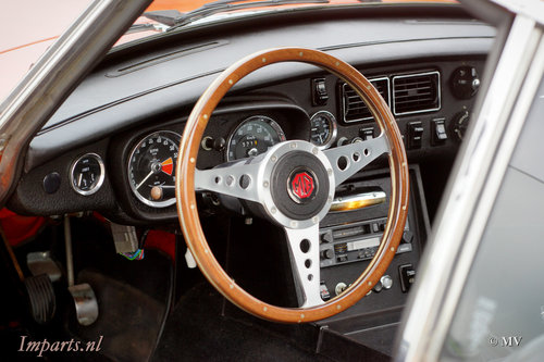 Nice MGB GT 1974 LHD For Sale (picture 2 of 6)