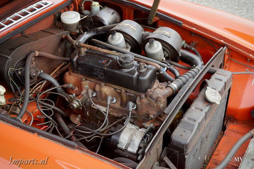 Nice MGB GT 1974 LHD For Sale (picture 4 of 6)