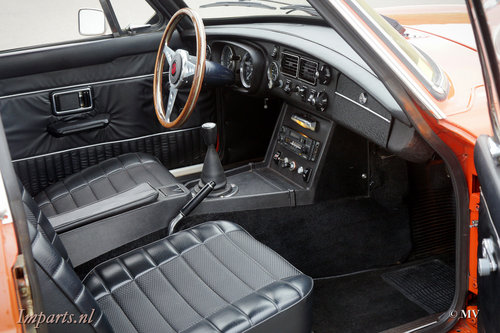 Nice MGB GT 1974 LHD For Sale (picture 5 of 6)