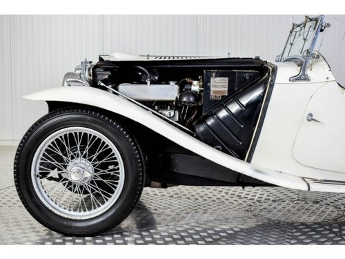 1947 MG T-Type TC Midget Unique car! For Sale (picture 5 of 6)