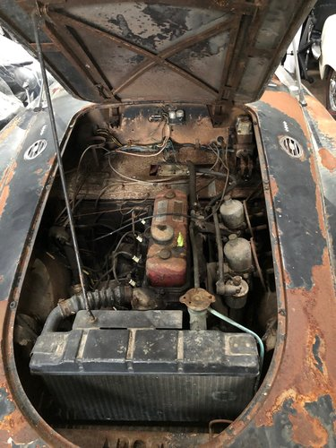 MGA 1960 barn find SOLD (picture 4 of 6)