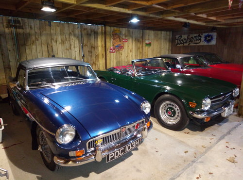 1969 SUPERB 60'S MGB ROADSTER  For Sale (picture 2 of 6)