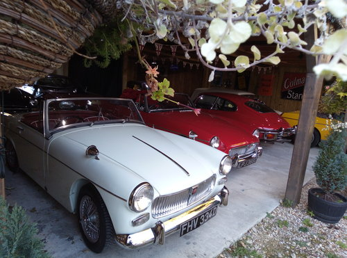 1969 SUPERB 60'S MGB ROADSTER  For Sale (picture 4 of 6)