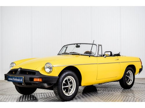 1979 MG B MGB Roadster - Overdrive For Sale (picture 1 of 6)