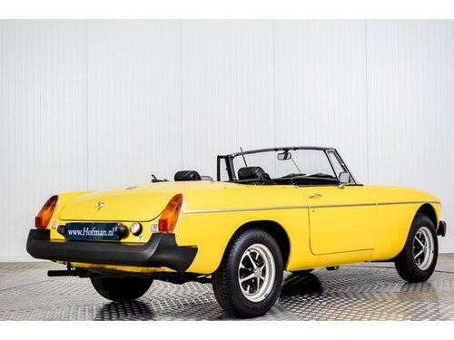 1979 MG B MGB Roadster - Overdrive For Sale (picture 2 of 6)