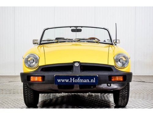 1979 MG B MGB Roadster - Overdrive For Sale (picture 3 of 6)