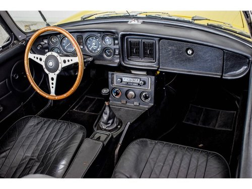 1979 MG B MGB Roadster - Overdrive For Sale (picture 5 of 6)