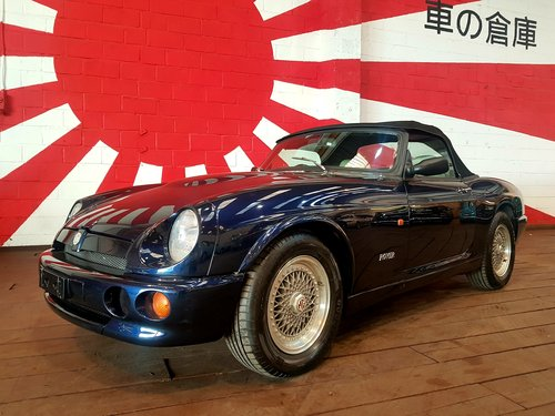 1994 MG RV8 RARE OXFORD BLUE MGRV8 4.0 CONVERTIBLE * ONLY 9000 MI For Sale (picture 1 of 6)