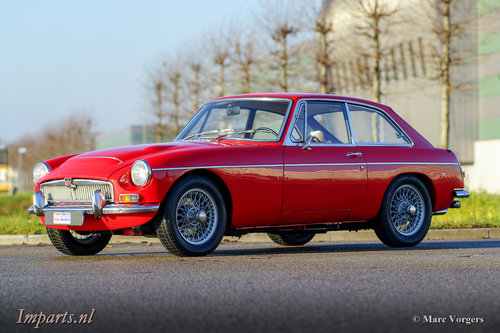 1968 Excellent Mgc Gt 3000 Overdrive For Sale Car And Classic