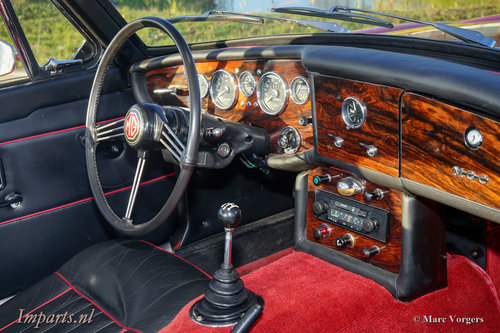 1968 Excellent MGC GT 3000 Overdrive For Sale (picture 2 of 6)