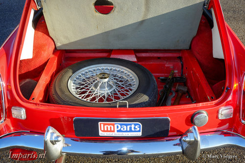 1968 Excellent MGC GT 3000 Overdrive For Sale (picture 6 of 6)
