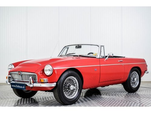 1986 MG C MGC Roadster 3000  For Sale (picture 1 of 6)