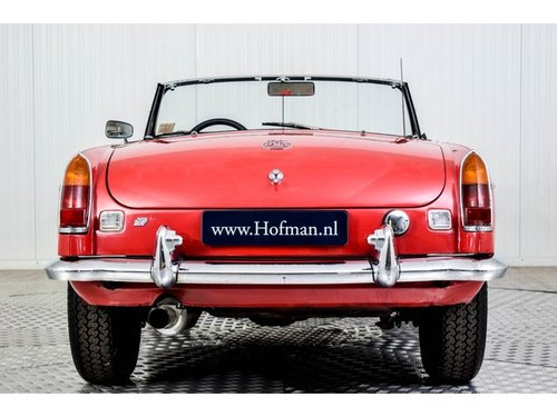 1986 MG C MGC Roadster 3000  For Sale (picture 4 of 6)