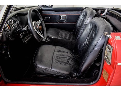 1986 MG C MGC Roadster 3000  For Sale (picture 5 of 6)