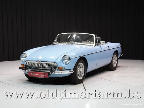 1972 MG B Roadster '72 For Sale (picture 1 of 6)