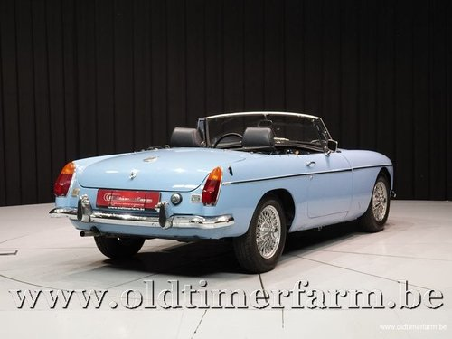 1972 MG B Roadster '72 For Sale (picture 2 of 6)