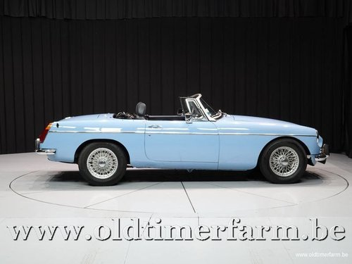 1972 MG B Roadster '72 For Sale (picture 3 of 6)