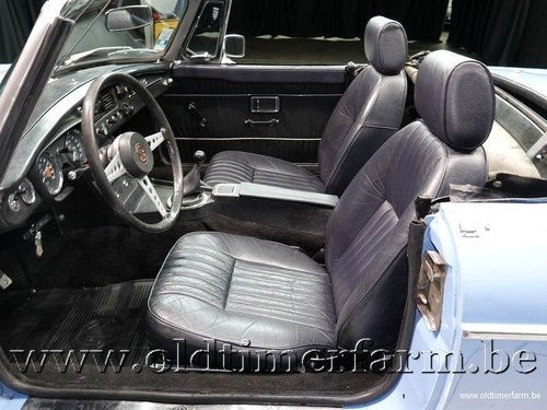 1972 MG B Roadster '72 For Sale (picture 4 of 6)