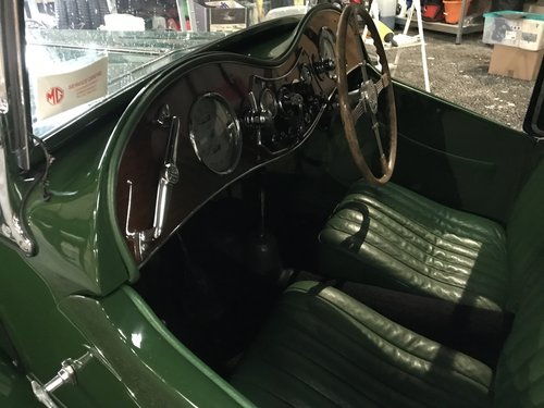 1947 MG TC - Restored to a very high standard SOLD (picture 2 of 6)