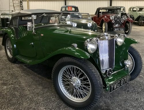 1947 MG TC - Restored to a very high standard SOLD (picture 4 of 6)
